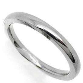 純チタン リング 金属アレルギーの方必見 刻印無料 即納 2mm 単品 指輪 1本【クリックポスト送料無料】 アレルギーフリー レディース マリッジリング 結婚指輪 ジュエリー es-ti05-nd1 大きいサイズシンプル ファッションリング お返し