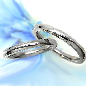 純チタン リング 指輪 2mm ペア 2本セット 刻印無料 アレルギーフリー 即納 レディース マリッジリング 結婚指輪 金属アレルギー ジュエリー es-ti05-2 大きいサイズ 太い (増税前)(c)