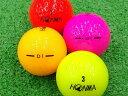 【ABランク】【ロゴなし】本間ゴルフ D1 2016年モデル カラー混合 30個セット【あす楽】【ロストボール】【中古】