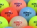 【ABランク】イグニオ クリスタルカラー混合 100個セット【あす楽】【ロストボール】【中古】