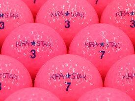 【ABランク】【ロゴなし】キャスコ KIRA★STAR 2013年モデル ピンク 1個 【あす楽】【ロストボール】【中古】