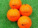 【ABランク】【ロゴなし】ナイキ PD◆SOFT 2015年モデル オレンジ 1個 【あす楽】【ロストボール】【中古】