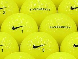 【ABランク】【ロゴなし】ナイキ TI-VELOCITY 2013年モデル イエロー 1個 【あす楽】【ロストボール】【中古】