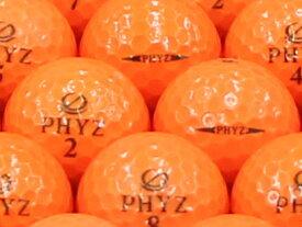 【ABランク】【ロゴなし】ツアーステージ PHYZ 2013年モデル スーパーオレンジ 1個 【あす楽】【ロストボール】【中古】