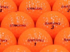 【ABランク】【ロゴなし】ツアーステージ EXTRA DISTANCE 2014年モデル オレンジ 30個セット 【あす楽】【ロストボール】【中古】