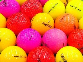 【Bランク】本間ゴルフ D1 2016年モデル カラー混合 200個セット【あす楽】【ロストボール】【中古】