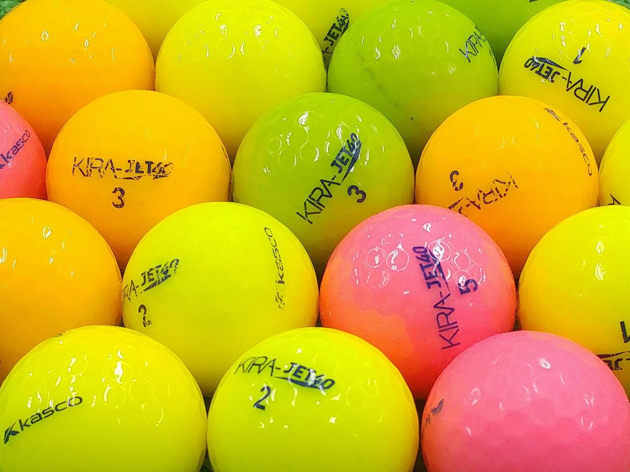 【Bランク】キャスコ KIRA JET40 2013年モデル カラー混合 1個 【あす楽】【ロストボール】【中古】