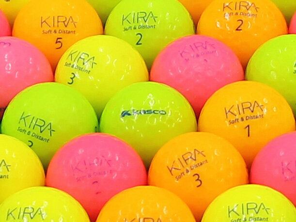【Bランク】Kasco(キャスコ) KIRA Soft&Distant カラー混合 2012年モデル 1個 【あす楽】【ロストボール】【中古】