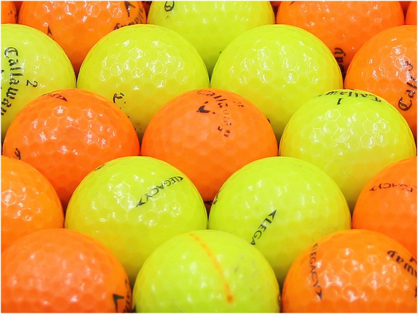 【Bランク】キャロウェイ LEGACY 2012年モデル カラーボール混合 1個 【あす楽】【ロストボール】【中古】