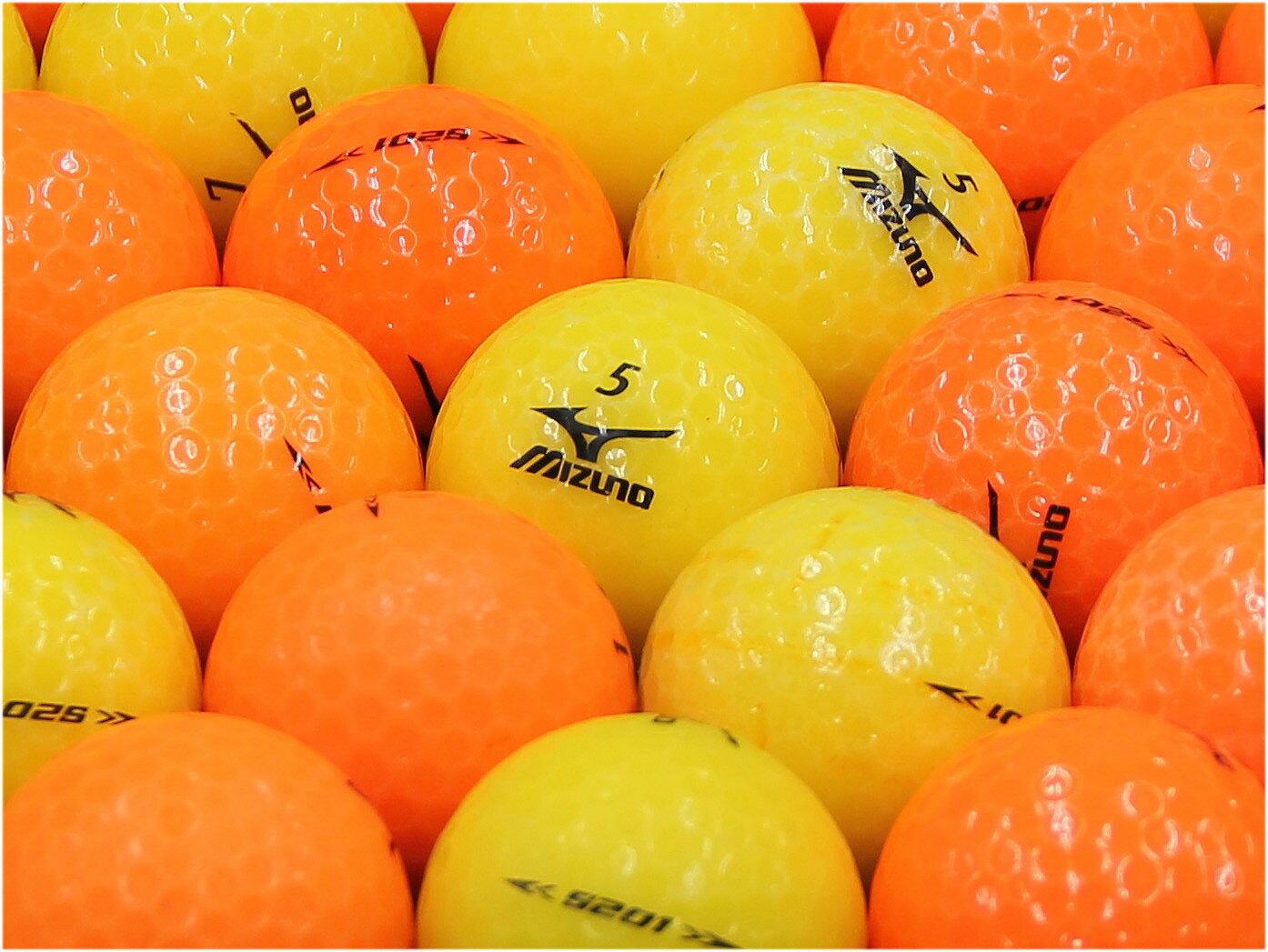 【Bランク】ミズノ S201 カラーボール混合 2012年モデル 1個 【あす楽】【ロストボール】【中古】