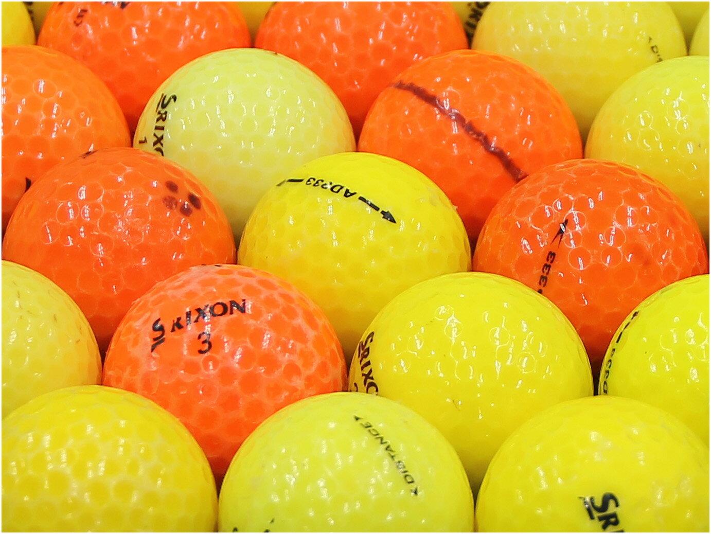 【Bランク】SRIXON(スリクソン) カラー混合 1個 【あす楽】【ロストボール】【中古】