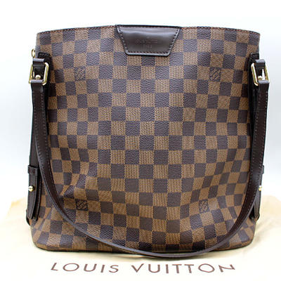 【LOUIS VUITTON】ルイヴィトン ダミエ カバ・リヴィントン バッグ N41108 【新古品・未使用】