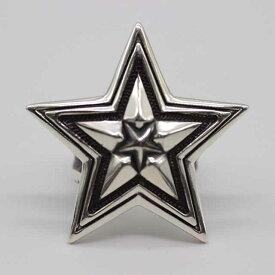コディ サンダーソン リング シルバー925 Big Star Ring 19号【中古】