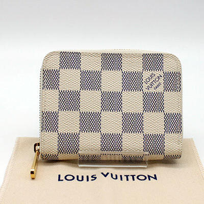 【LOUIS VUITTON】ルイ・ヴィトン ダミエアズール ジッピーコインケースN63069 【新古品・未使用】