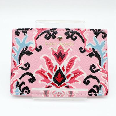 【Kate spade】ケイトスペード カードケース PWRU6092 ピンク系【新品・未使用】