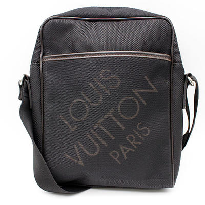 【LOUIS VUITTON】ルイヴィトン ダミエ ジェアンシタダンMM M93223/ノワール【中古】