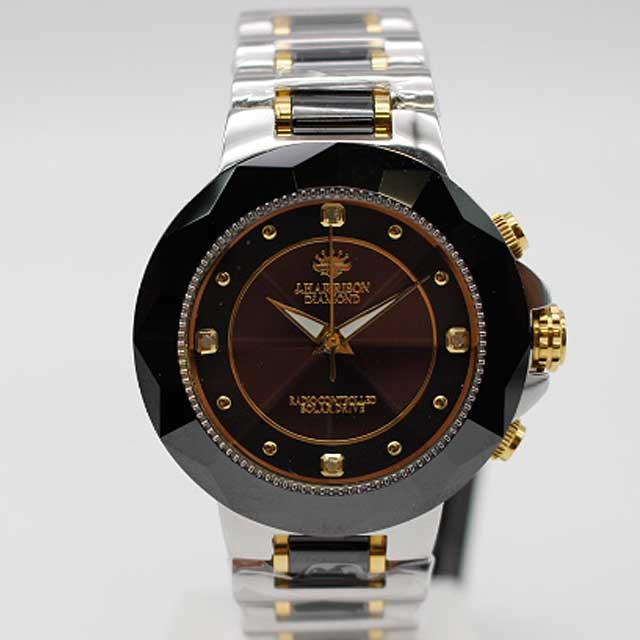 John Harrison/ジョン・ハリソンソーラー電波腕時計 JH-024MBB 国内正規モデル 新品