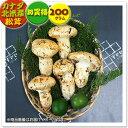 【カナダ・北米産松茸】お買得松茸:約200g