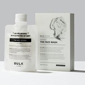 【メール便送料無料】【BULKHOMME 正規代理店】バルクオム ザ フェイス ウォッシュ THE FACE WASH (洗顔料)100g