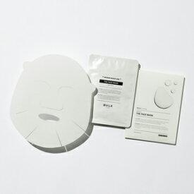 【メール便OK】【BULKHOMME 正規代理店】バルクオム ザ フェイス マスク THE FACE MASK(美容液マスク)33mL×5枚入り