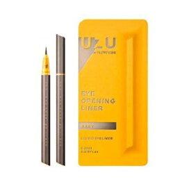 【あす楽】【メール便OK】UZU(ウズ) BY FLOWFUSHI(フローフシ) アイオープニングライナー グレイ