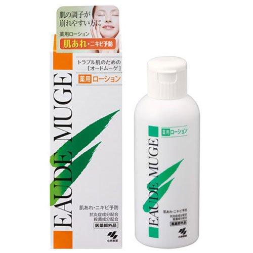 【あす楽】オードムーゲ 薬用ローション ふきとり化粧水 500mL 化粧水