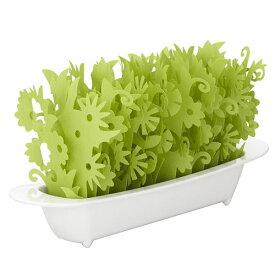 【あす楽】ミスティガーデン2nd アップルグリーン U602-01 気化式加湿器 エコ コロナ