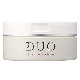 【あす楽】DUO デュオ ザ クレンジングバーム 90g クレンジング 洗顔 角質ケア