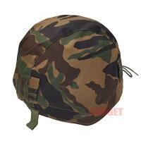 数量限定航空自衛隊野戦迷彩八八式鉄帽用カバー中