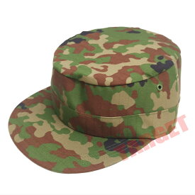 NEW! PX品 陸上自衛隊 迷彩 作業帽 丸天 リップストップ(戦闘帽 迷彩帽 パトロールキャップ)