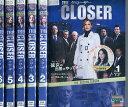 THE CLOSER クローザー シーズン2【全6巻セット】【字幕・吹替え】【中古】全巻
