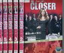THE CLOSER クローザー シーズン3【全6巻セット】【字幕・吹替え】【中古】全巻
