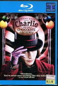 【中古Blu-ray】チャーリーとチョコレート工場 /ジョニー・デップ 【字幕・吹き替え】【中古】中古ブルーレイ