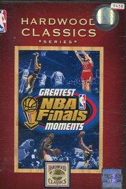 NBA グレイテスト・ファイナル・モーメント【中古】中古DVD
