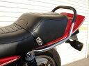 GSX400FS 極太メッキタンデムバー ブラック