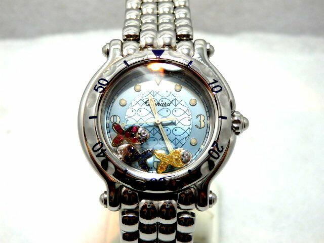 【新品】ショパール Chopard ハッピースポーツ 278925-3002 腕時計/女性/レディース/Lady's/時計/ウォッチ/うでどけい/watch/高級/ブランド【送料無料】