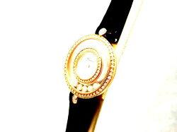 【新品】ショパールChopardハッピーダイヤモンド/203957-5214腕時計/女性/レディース/Lady's/時計/ウォッチ/うでどけい/watch/高級/ブランド