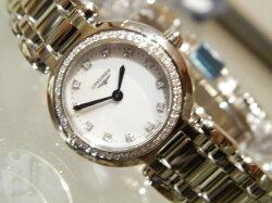 【正規品/新品】ロンジンLONGINESプリマルナエレガンスL8.109.0.87.6/腕時計/女性/レディース/Lady's/時計/ウォッチ/うでどけい/watch/高級/ブランド