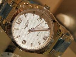 【正規品/新品】ロンジン/コンクエストクラシックLONGINES/L2.785.4.76.6/腕時計/男性/メンズ/Men's/時計/ウォッチ/うでどけい/watch/高級/ブランド