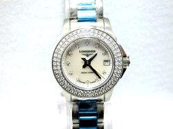 【正規品/新品】ロンジン/LONGINES/L3.158.0.87.6/ロンジン腕時計/女性/レディース/Lady's/時計/ウォッチ/うでどけい/watch/高級/ブランド【送料無料】