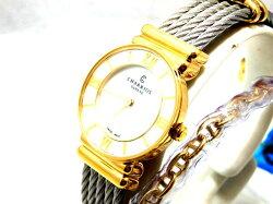 【新品】シャリオールCHARRIOLサントロぺレディース028YI.540.555腕時計/女性/レディース//Lady's/時計/ウォッチ/うでどけい/watch/高級/ブランド