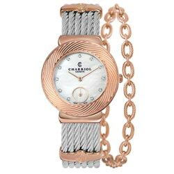 シャリオールCHARRIOLレディース腕時計ST-TROPEZST30FP.560.023