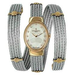シャリオールCHARRIOLレディース腕時計TWOY.510.O01