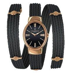 シャリオールCHARRIOLレディース腕時計TWOP.515.O03