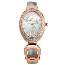 シャリオールCHARRIOLレディース腕時計MOPD2.570.O01