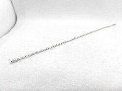 PTダイヤブレスレット/ダイヤ1.00ct/F8371/ダイヤモンドブレスレット/ジュエリー/ダイヤ/女性用/レディース/プレゼント/ギフト/お買い得/オススメ/送料込み/宝石