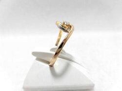 K18PTダイヤリング/0.09ct/SI2/GD/G899/ダイヤモンドリング/指輪/ring/ジュエリー/ダイヤ/女性用/レディース/プレゼント/ギフト/お買い得/オススメ/送料込み/宝石