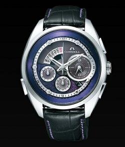 【正規品/新品】メンズ腕時計,カンパノラ,エコ・ドライブ,コンプリケーション,【CAMPANOLA】BZ0030-08W