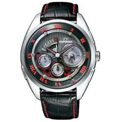【正規品/新品】メンズ腕時計,カンパノラ,エコ・ドライブ,コンプリケーション,【CAMPANOLA】BZ0030-16E