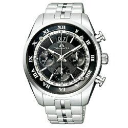 【正規品/新品】メンズ腕時計,カンパノラメカニカルコレクションクロノグラフ【CAMPANOLA】NZ1000-61E